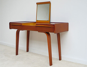 1950 Cees Braakman Dressing make-up table UMS Pastoe