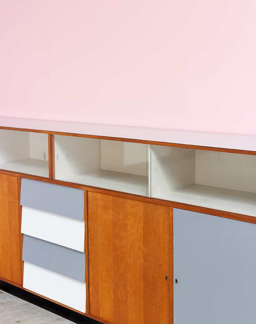 1950 XXL Formica sideboard build on request fifties img 10