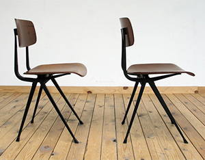 2 Industrial Friso Kramer chairs model Result