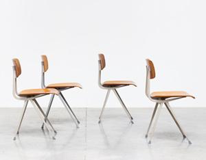 4 Friso Kramer Result chairs Ahrend de Cirkel Industrial
