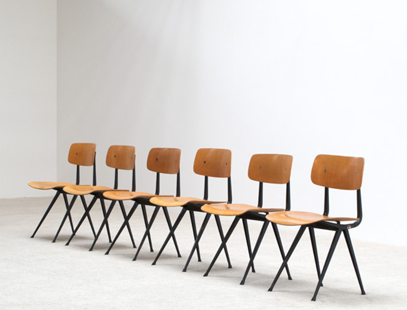 6 Friso Kramer Result chairs Ahrend de Cirkel Industrial