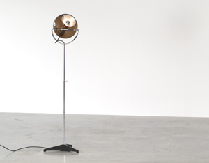 Adjustable Raak Globe Sphere 2000 floor lamp