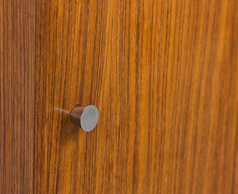 Alfred Hendrickx cabinet N54 for Belform Zebrano wood 1960 img 7
