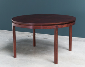 Alfred Hendrickx dinning table model 600