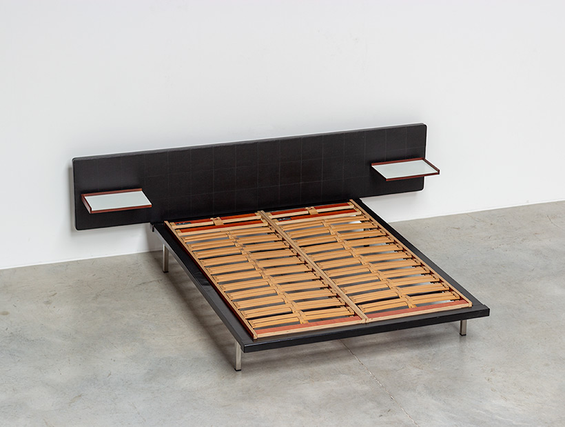 Alfred Hendrickx double bed DB 150 for Belform circa 1960 img 10
