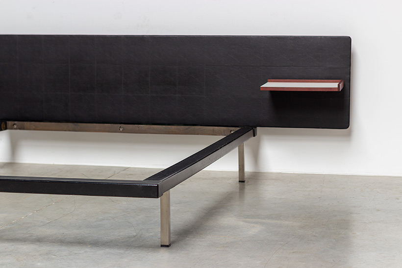 Alfred Hendrickx double bed DB 150 for Belform circa 1960 img 5