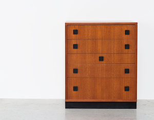 Alfred Hendrickx for Belform chest of drawers