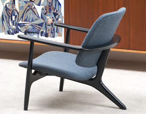 Alfred Hendrickx Lobby Lounge chair S3