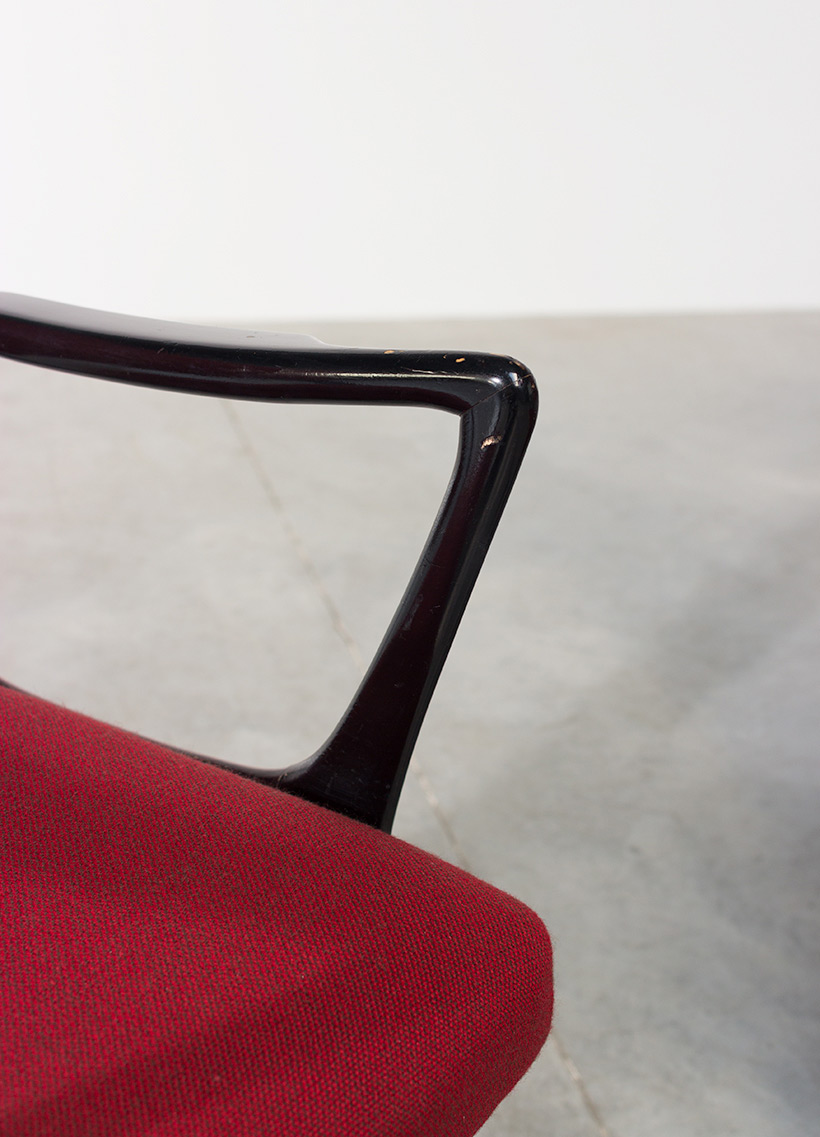 Alfred Hendrickx pair armchairs model S5 Belform img 7