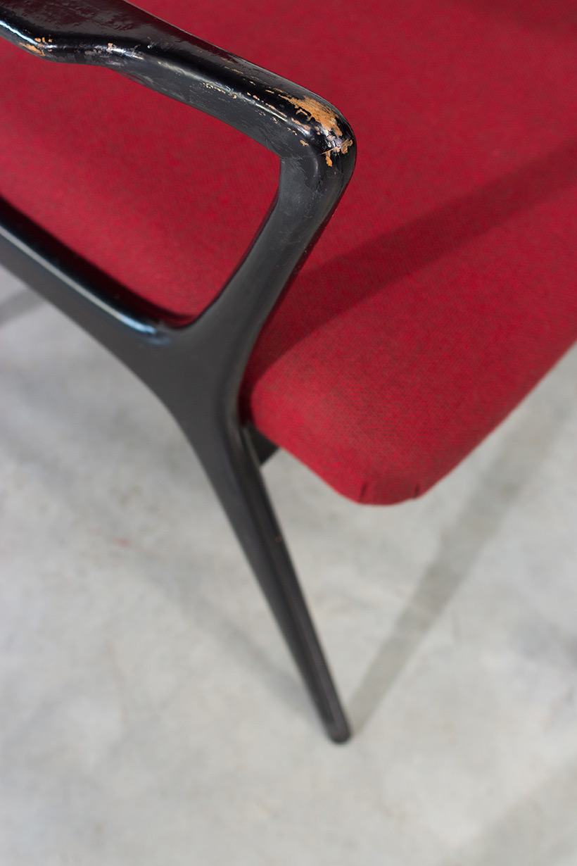 Alfred Hendrickx pair armchairs model S5 Belform img 8
