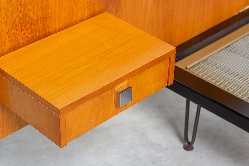 Alfred Hendrickx single bed for Belform 1950s img 5