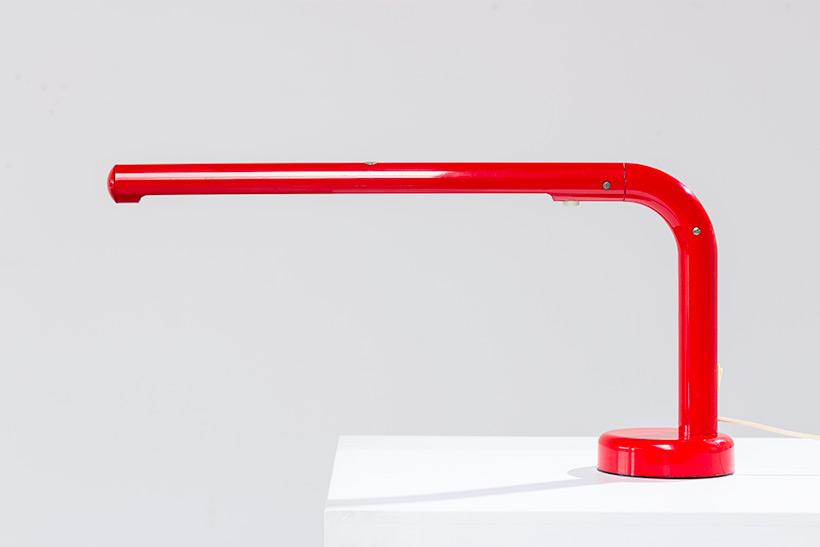 Anders Pehrson Tube desk light Atelje Lyktan Sweden 1970s img 5