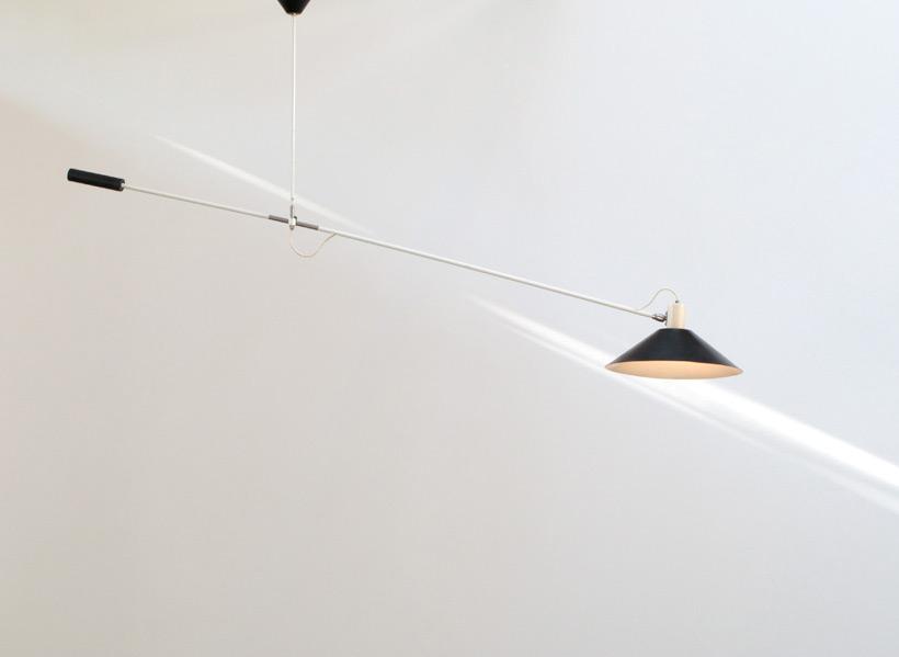 Anvia J.J.M. Hoogervorst Counter balance lamp