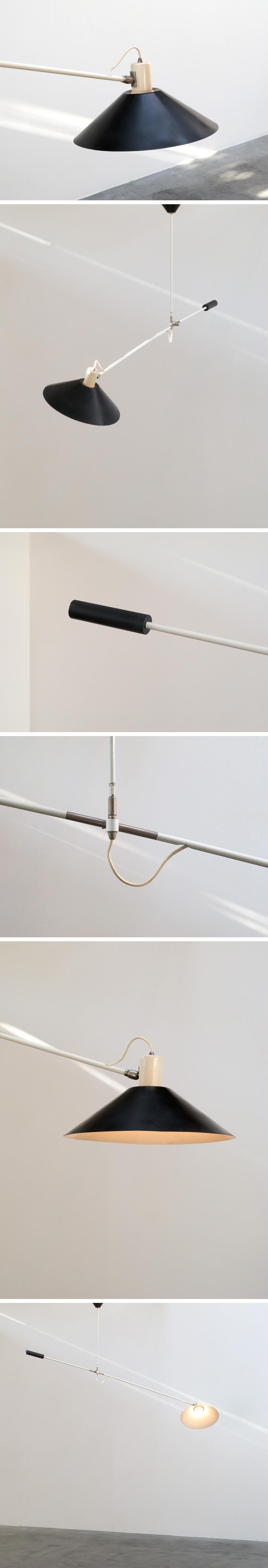 Anvia J.J.M. Hoogervorst Counter balance lamp Large