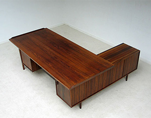 Arne Vodder Office desk Sibast Furniture 1955