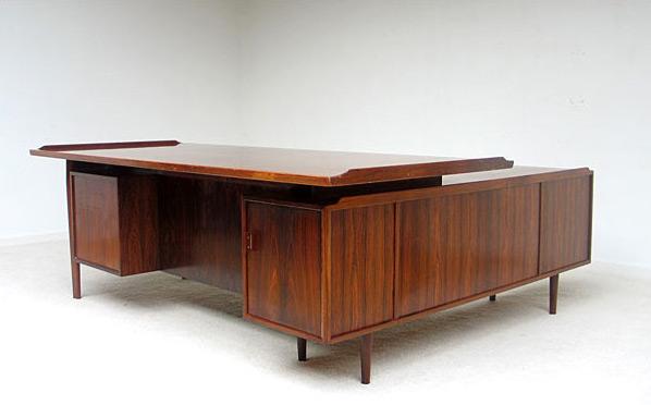 Arne Vodder Office desk Sibast Furniture 1955