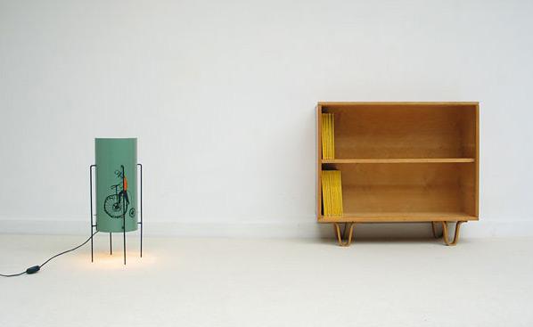 Bookshelf Combex Cees Braakman UMS-Pastoe