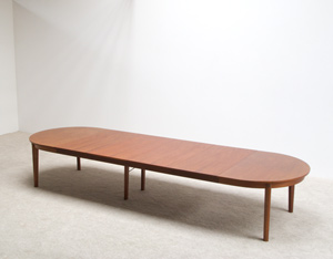 Borge Mogensen XXL dinning table for Karl Andersson and Soner