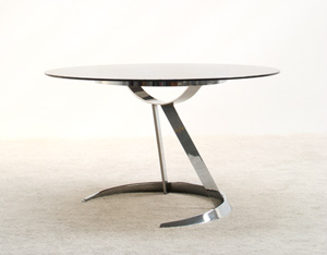 Boris Tabacoff dinning table for Mobilier Modulaire Moderne circa 70