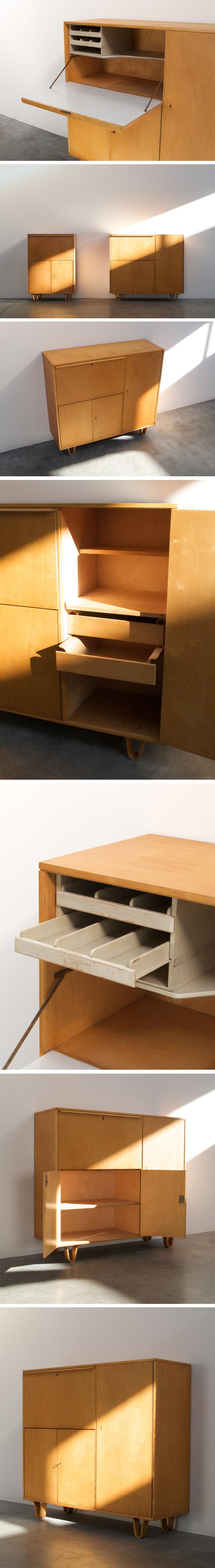 Cees Braakman cabinet CB01 Combex series Large