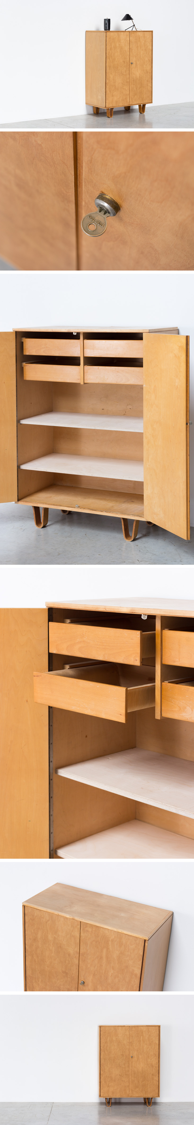 Cees Braakman cabinet cupboard Combex series Large