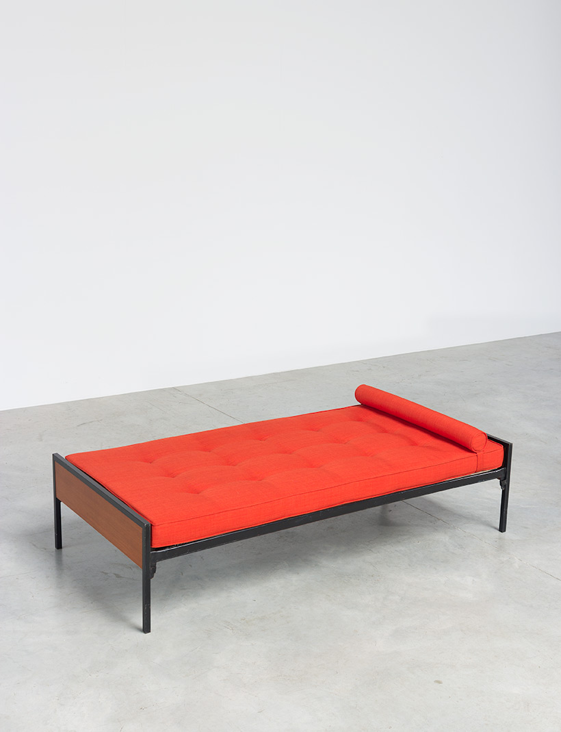 Cees Braakman Daybed from the Japanese series UMS Pastoe img 4