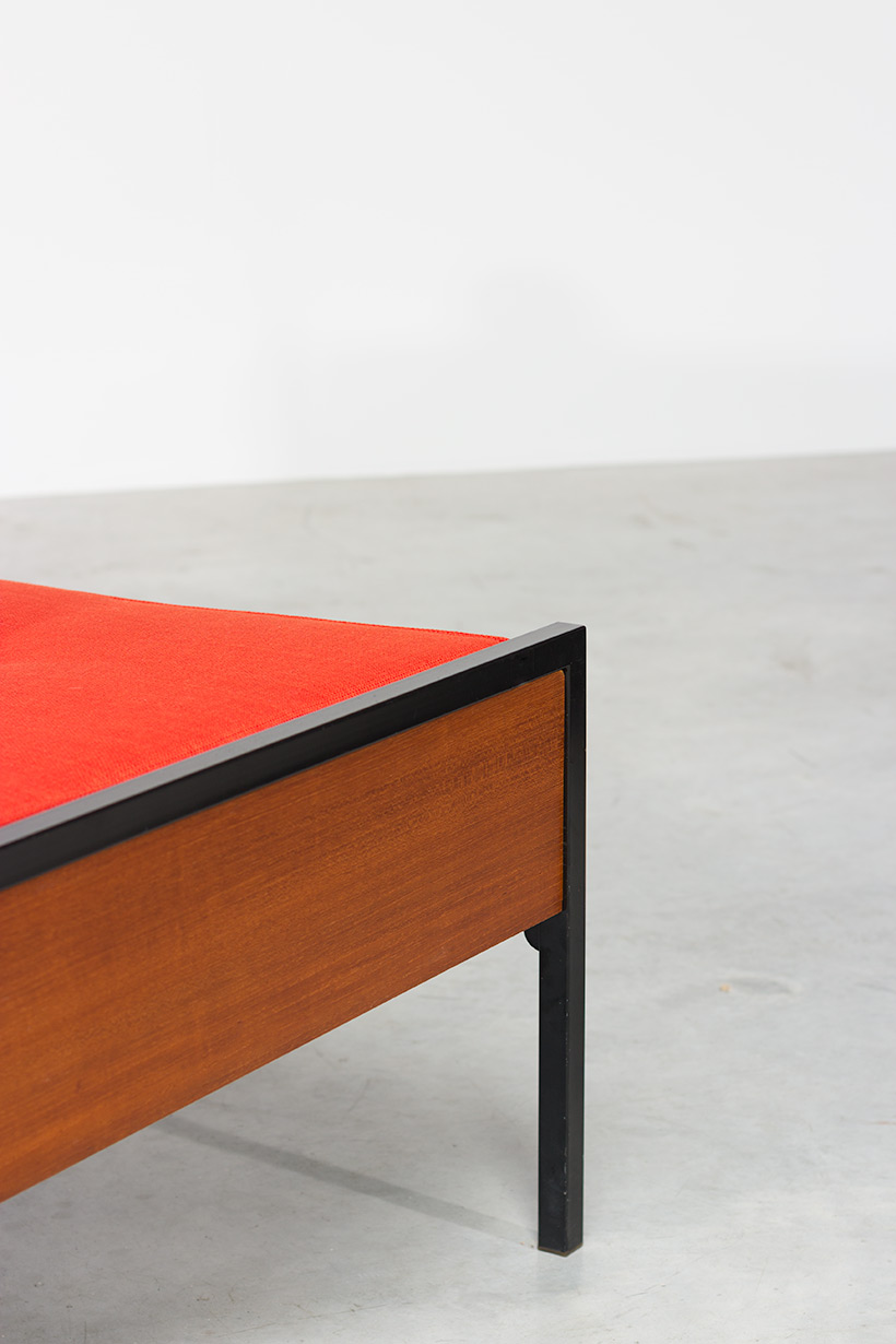 Cees Braakman Daybed from the Japanese series UMS Pastoe img 8