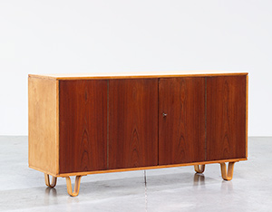 Cees Braakman DB02 sideboard for UMS Pastoe circa 1950
