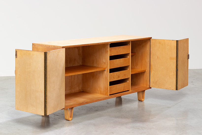 Cees Braakman DB02 sideboard for UMS Pastoe circa 1950 img 4