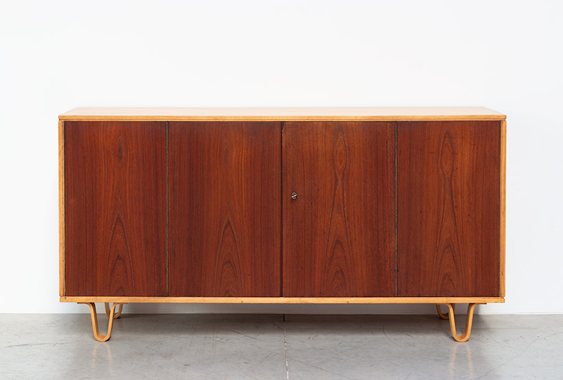 Cees Braakman DB02 sideboard for UMS Pastoe circa 1950 img 9