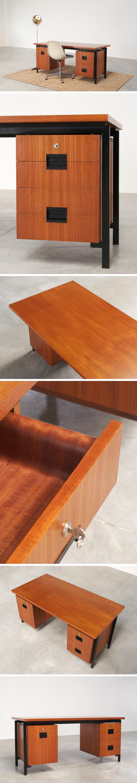 Cees Braakman Desk EU02 Pastoe Large