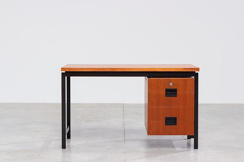Cees Braakman modernist writing table EU01 Japanese series Pastoe img 3