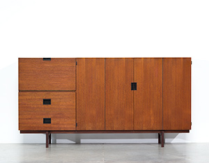 Cees Braakman sideboard or highboard Japanese series Pastoe