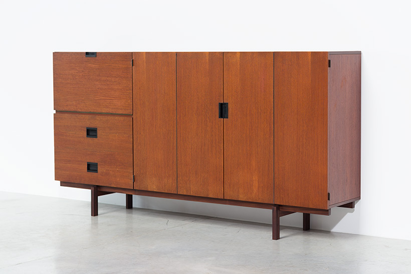 Cees Braakman sideboard or highboard Japanese series Pastoe img 3