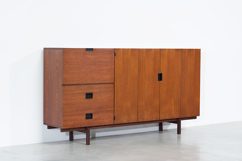 Cees Braakman sideboard or highboard Japanese series Pastoe img 4