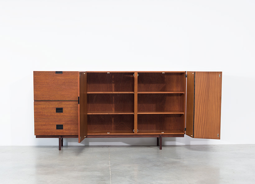 Cees Braakman sideboard or highboard Japanese series Pastoe img 9