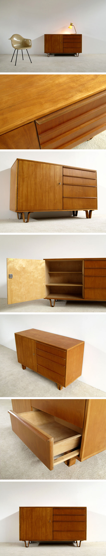 Cees Braakman UMS Pastoe small sideboard Large