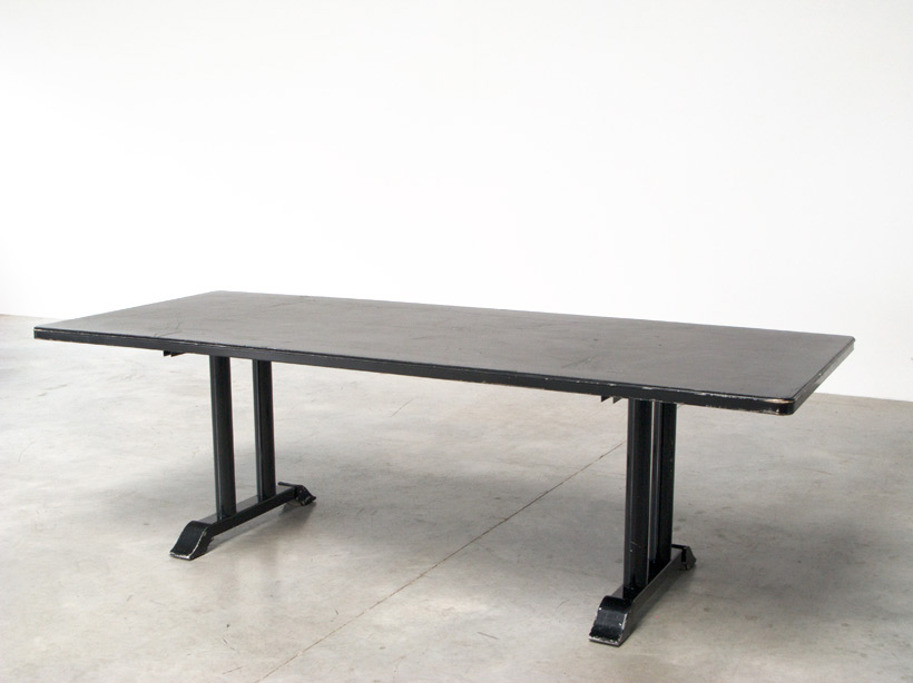 Ch Hoffmann Gispen conference table model 7208