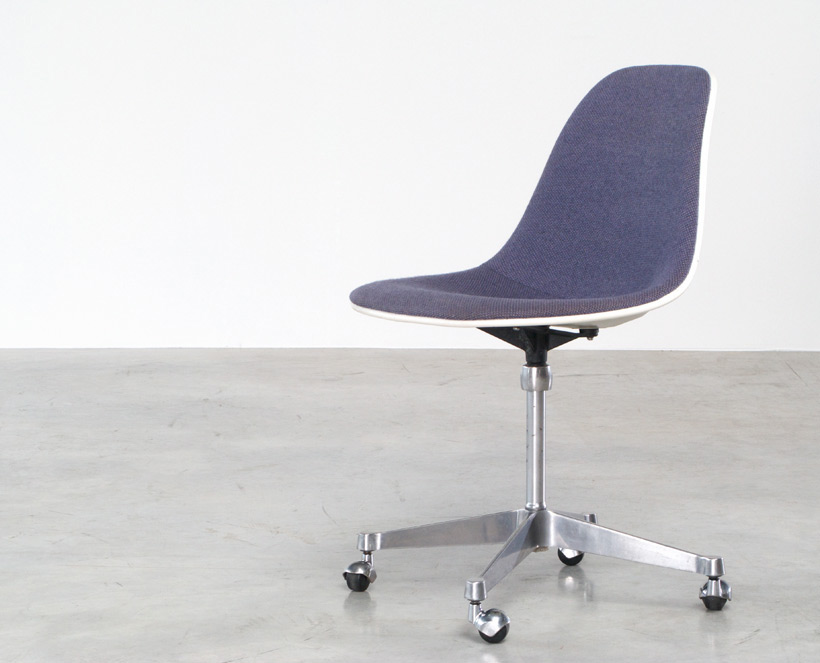 Charles and Ray Eames Secretarial chair