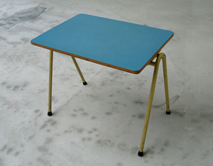 Child table Willy Van Der Meeren 1950