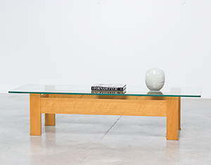Coffee table by Belgian designer Emiel Veranneman
