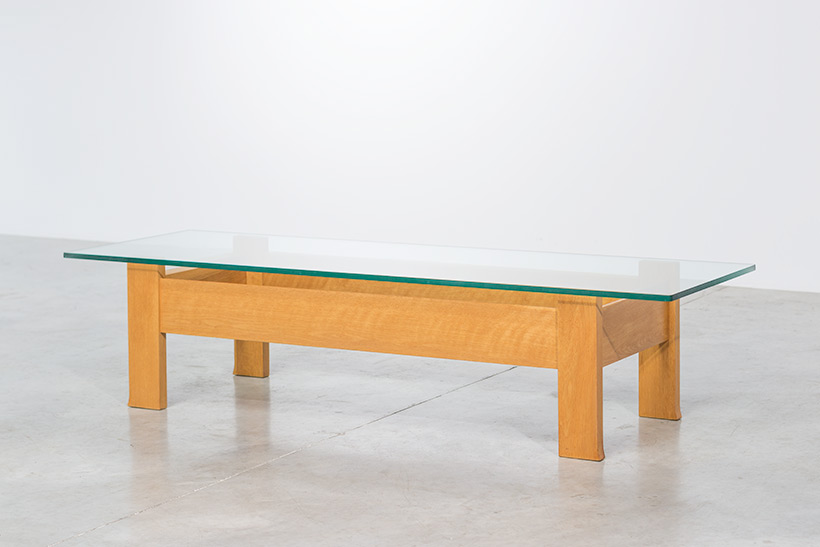 Coffee table by Belgian designer Emiel Veranneman img 3