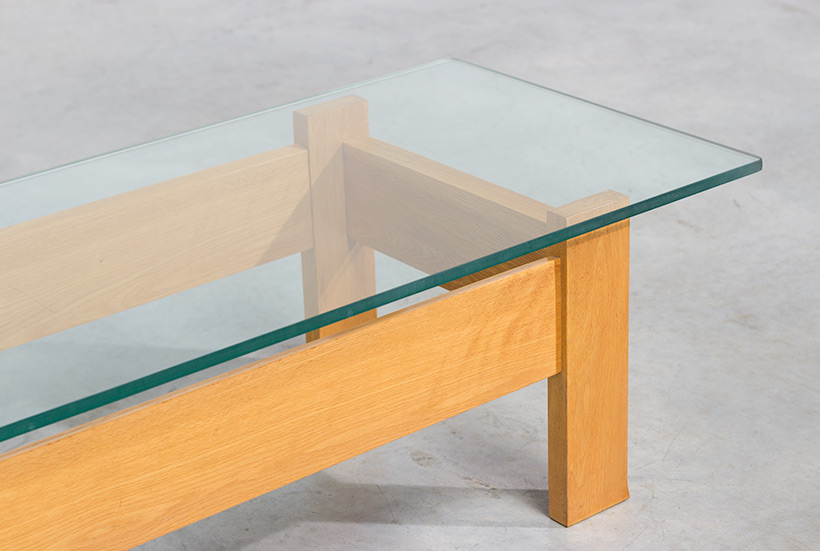 Coffee table by Belgian designer Emiel Veranneman img 6