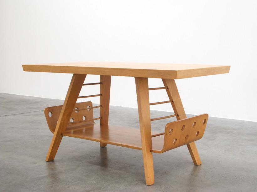 Cor Alons Coffee Table for De Boer Gouda