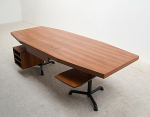 Custom made executive writing office desk