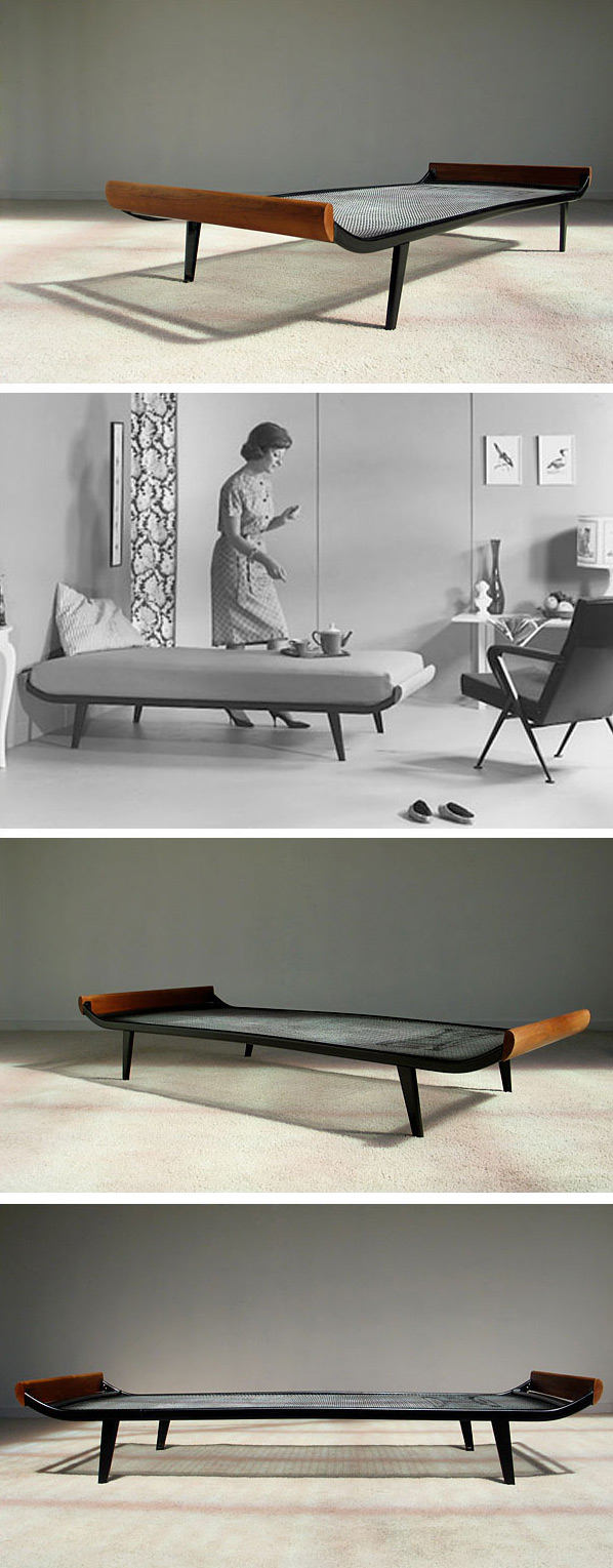 Daybed Cleopatra Dick Cordemeijer 1953 Large