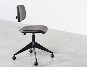 Desk chair Velca Legnano for Jules Wabbes