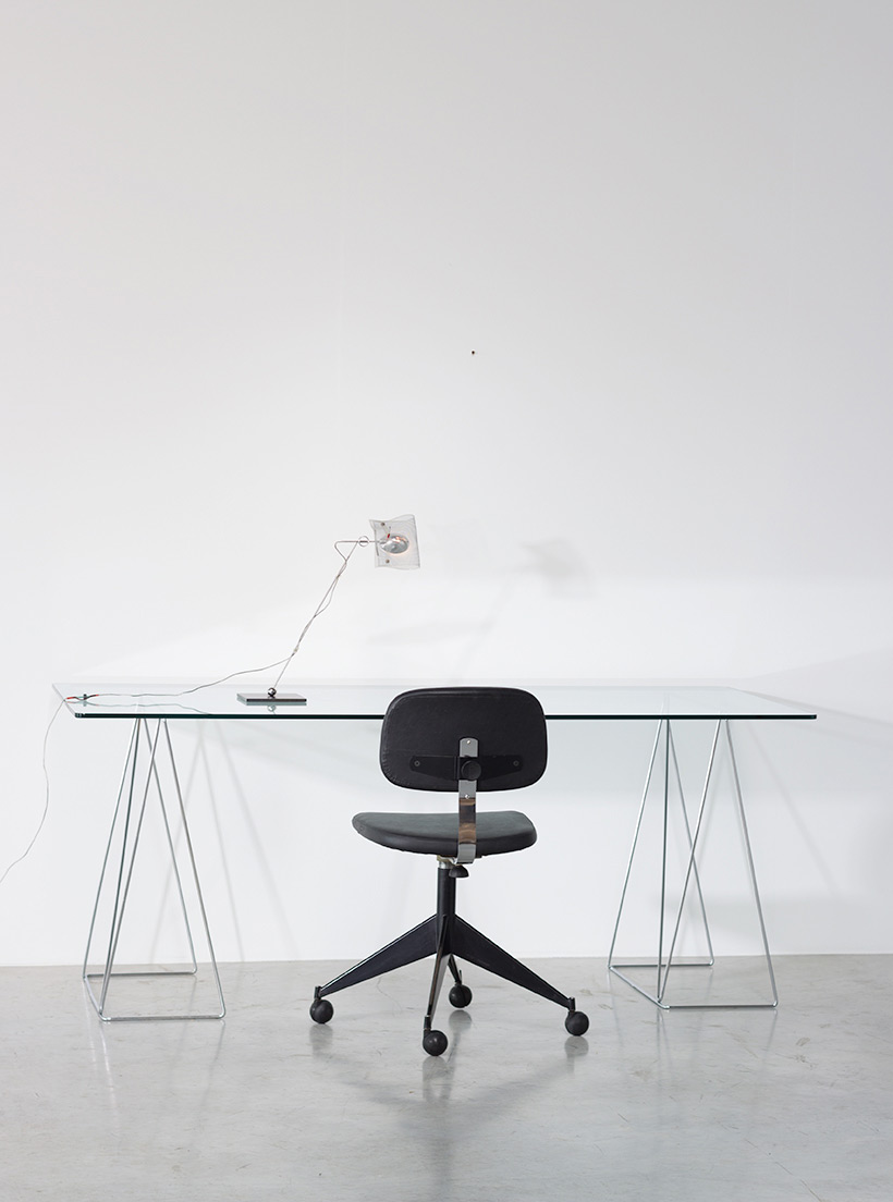 Desk chair Velca Legnano for Jules Wabbes img 3