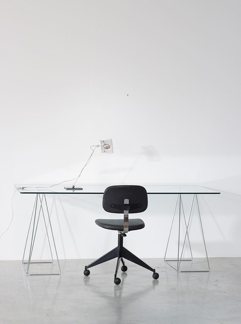 Desk chair Velca Legnano for Jules Wabbes Large