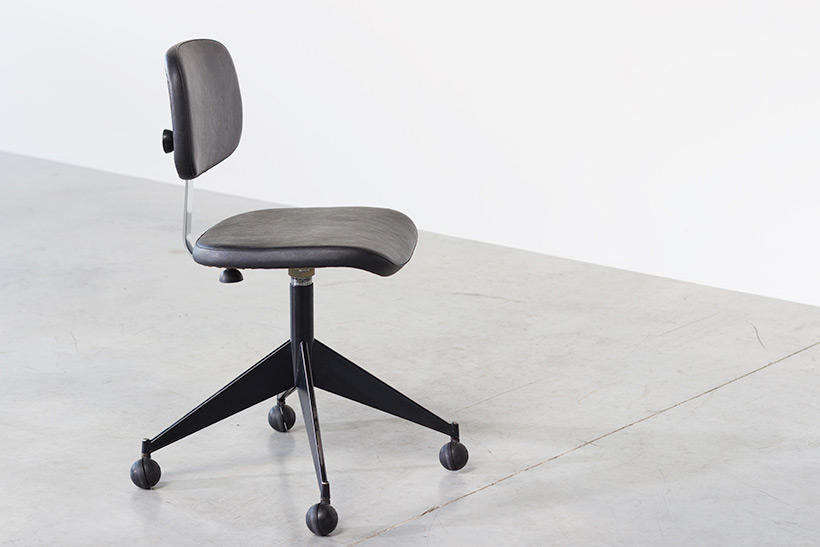 Desk chair Velca Legnano for Jules Wabbes img 6